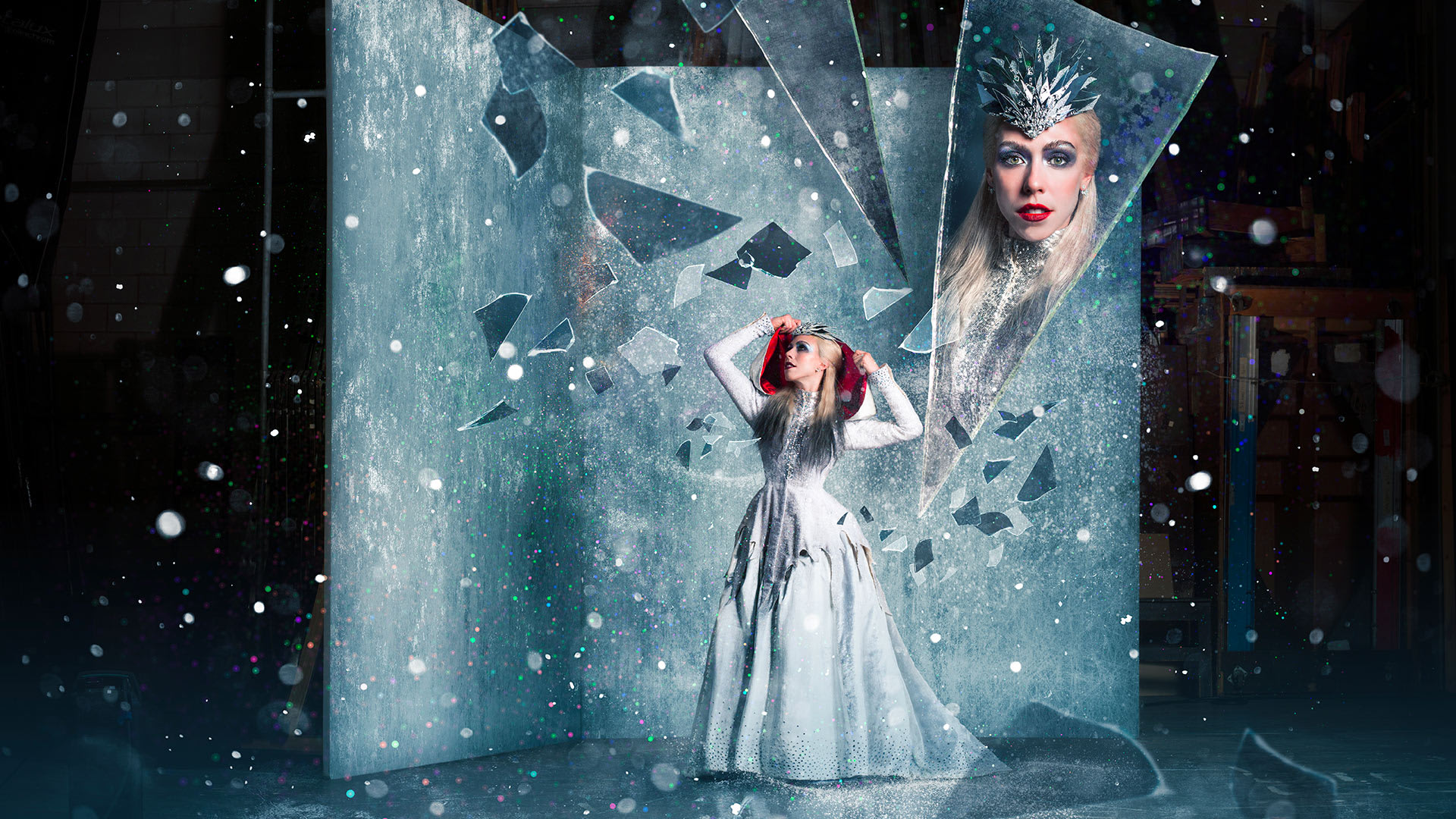 Scottish Ballet - The Snow Queen Header Asset