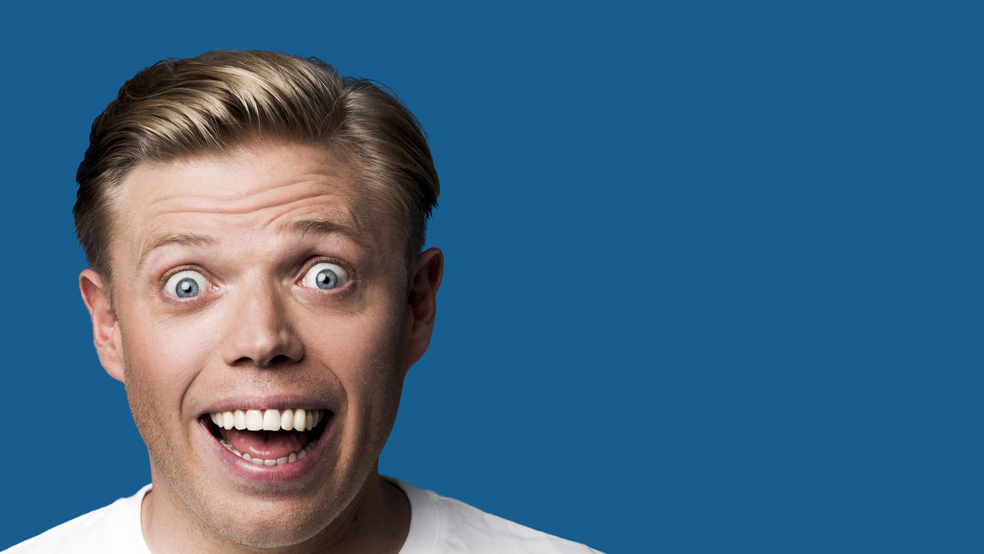 Rob Beckett - Wallop Prod Shot