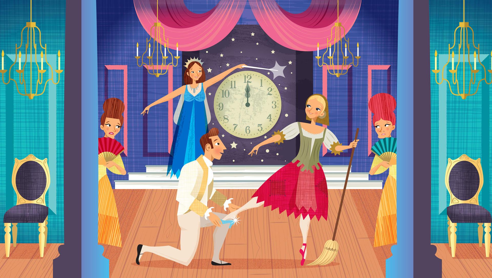My First Ballet: Cinderella header
