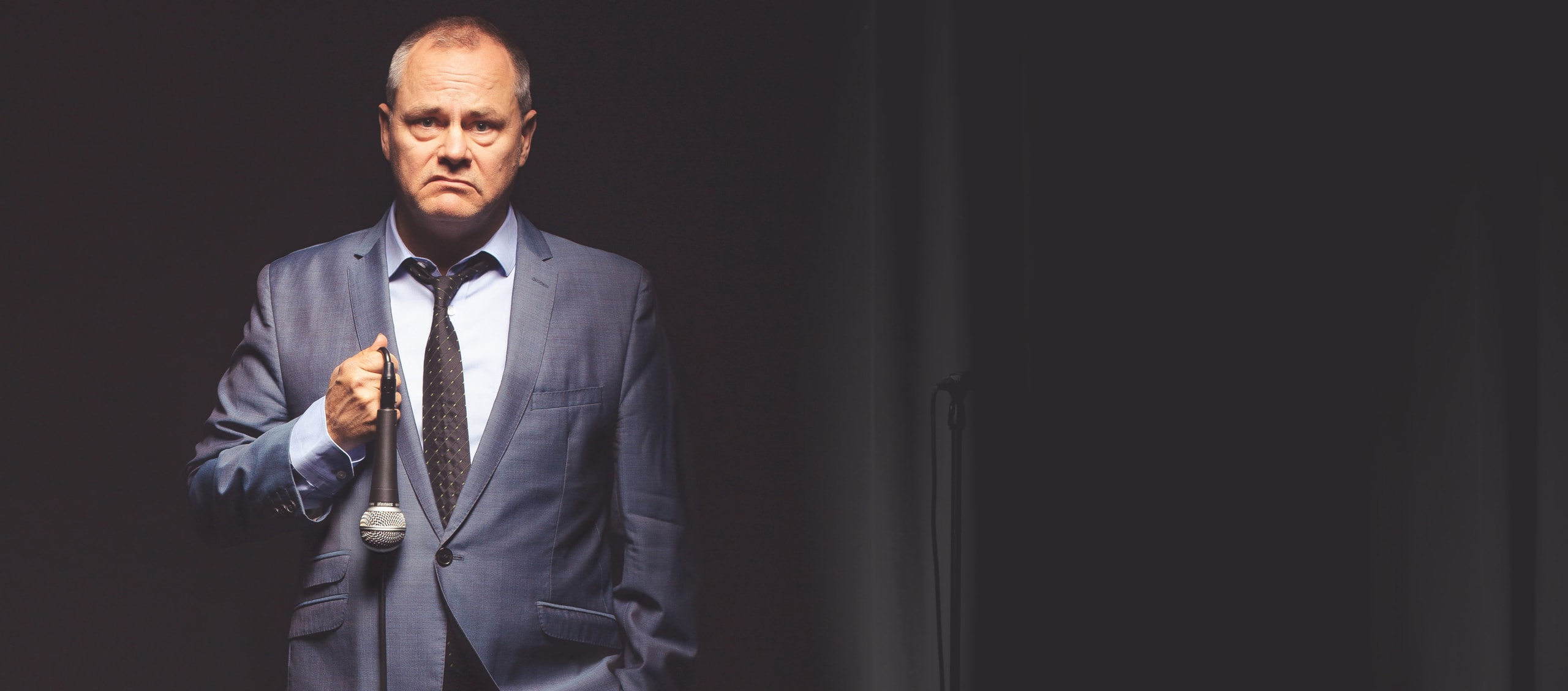 Jack Dee - Off the Telly Prod Shot
