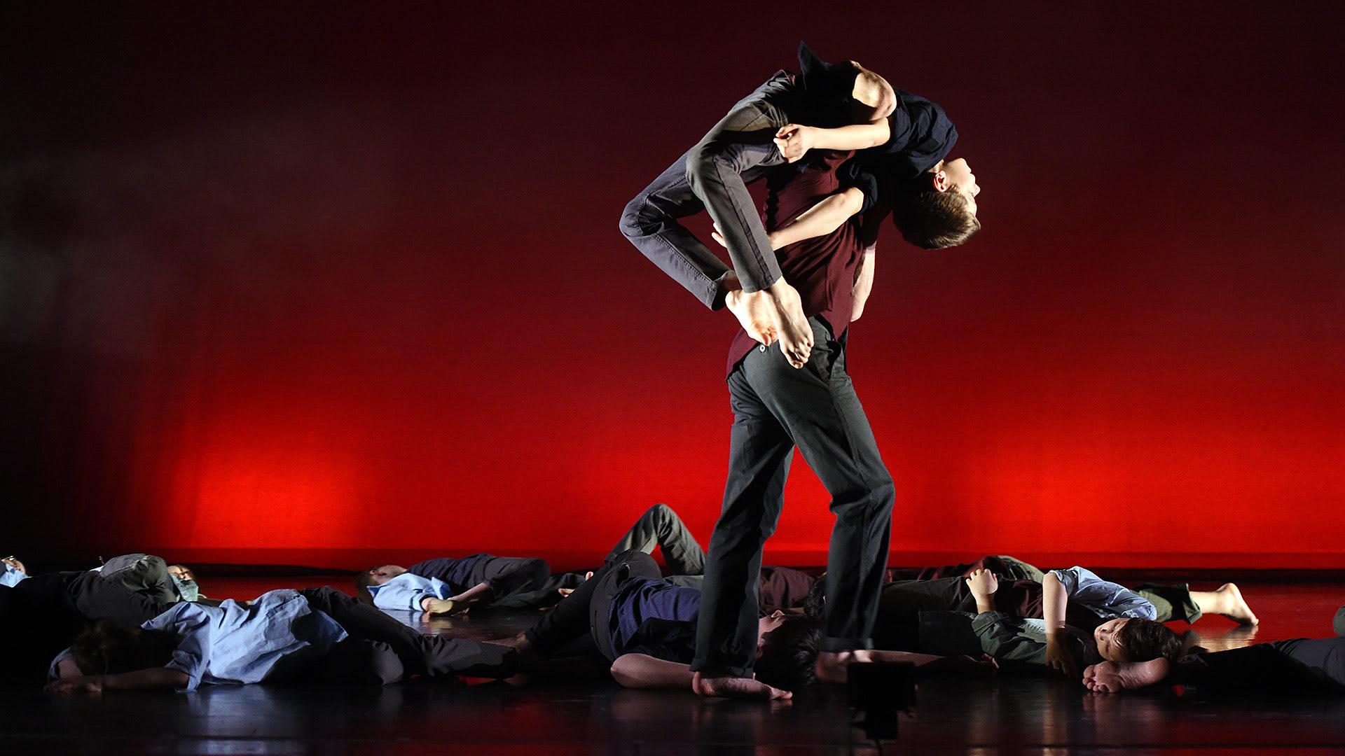 Go Dance prod