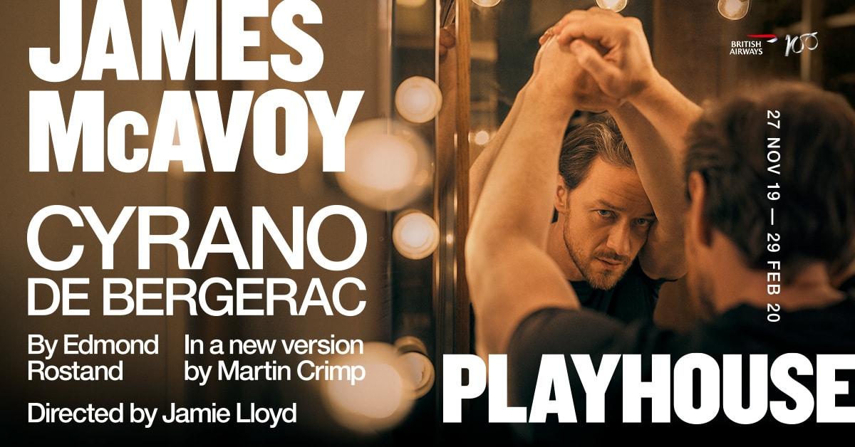 Cyrano de Bergerac at Playhouse Theatre