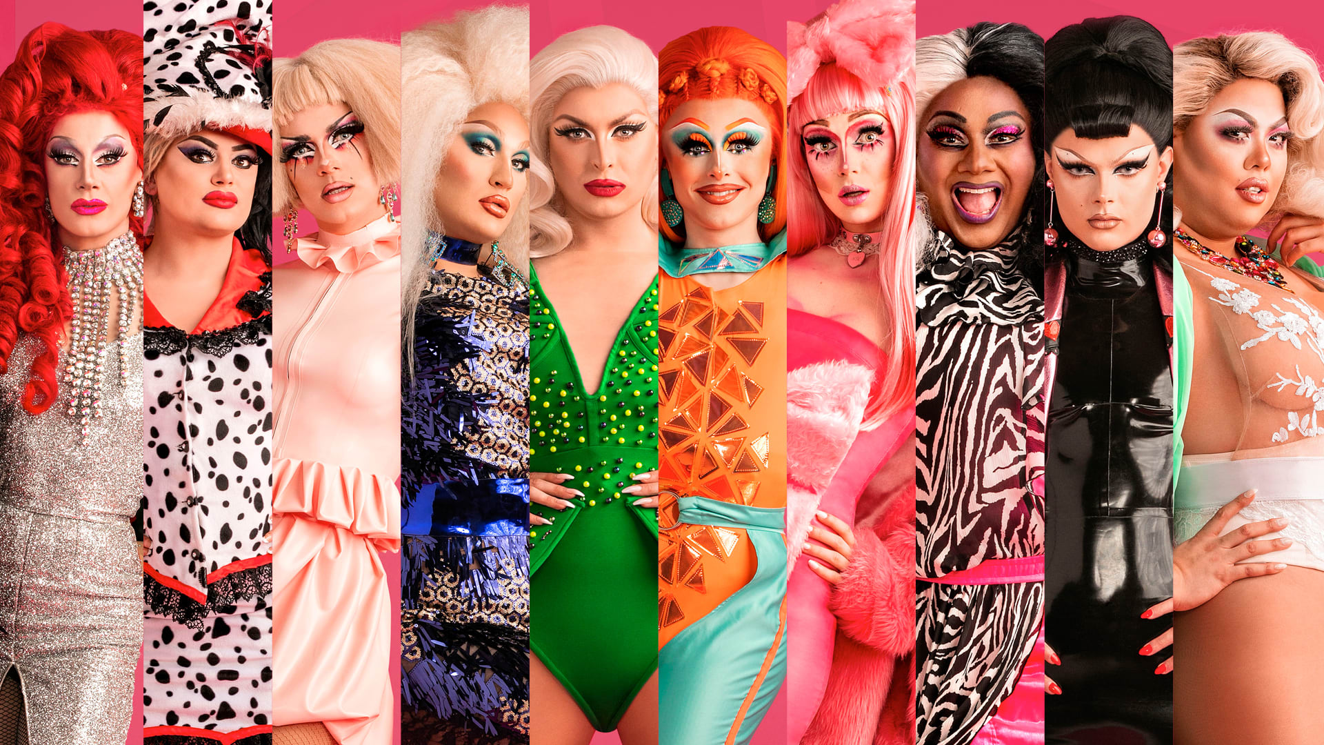 RuPaul's Drag Race Prod Shot