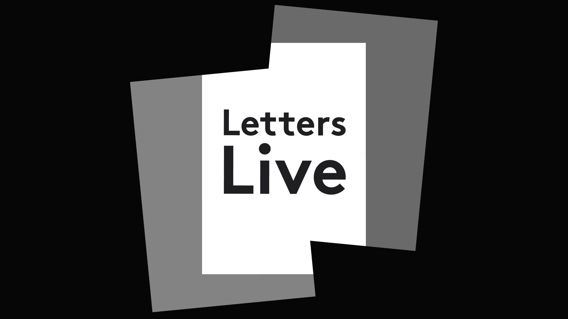 Letters Live at Palace Theatre Manchester
