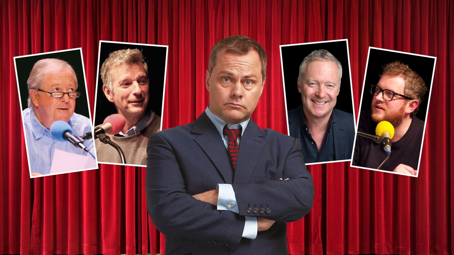 I'm Sorry I Haven't A Clue Prod Shot (RORY BREMNER)