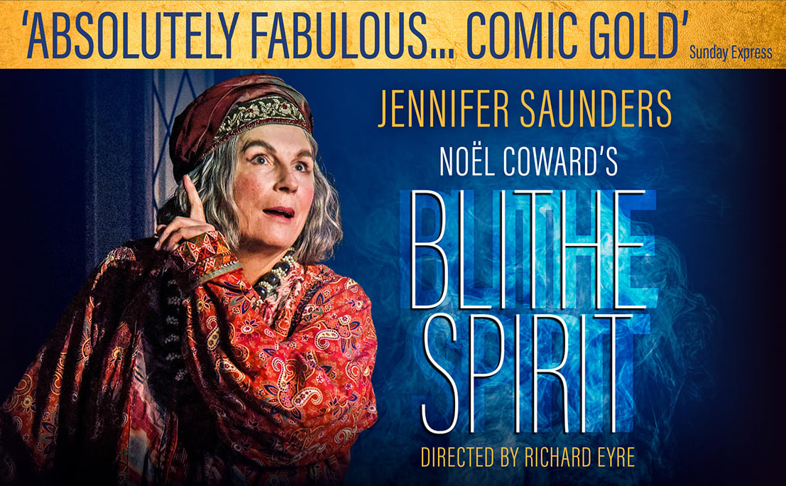 Blithe Spirit at Duke of York's Theatre
