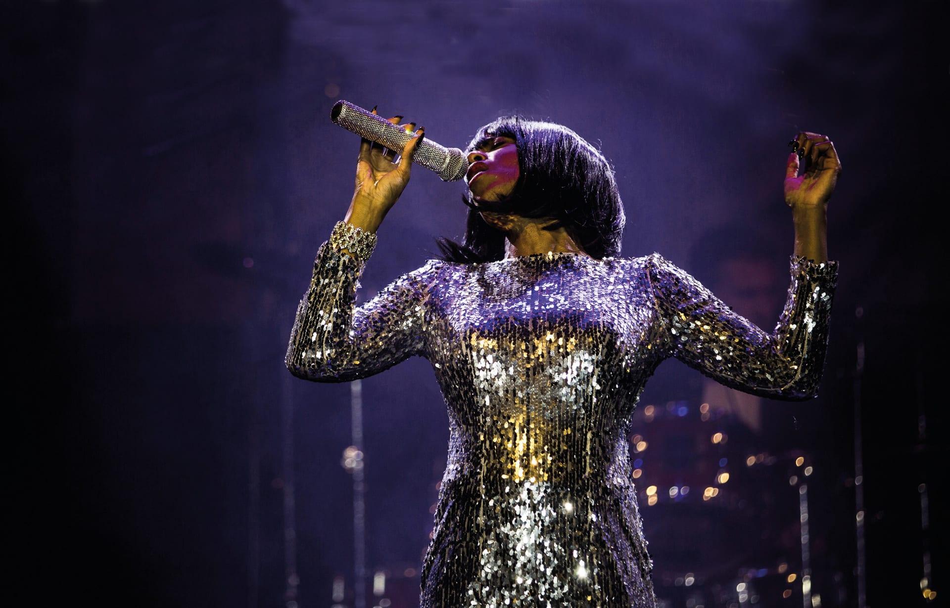 Whitney Production Shot