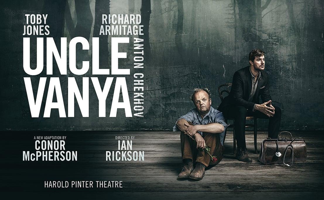 Uncle Vanya at Harold Pinter Theatre