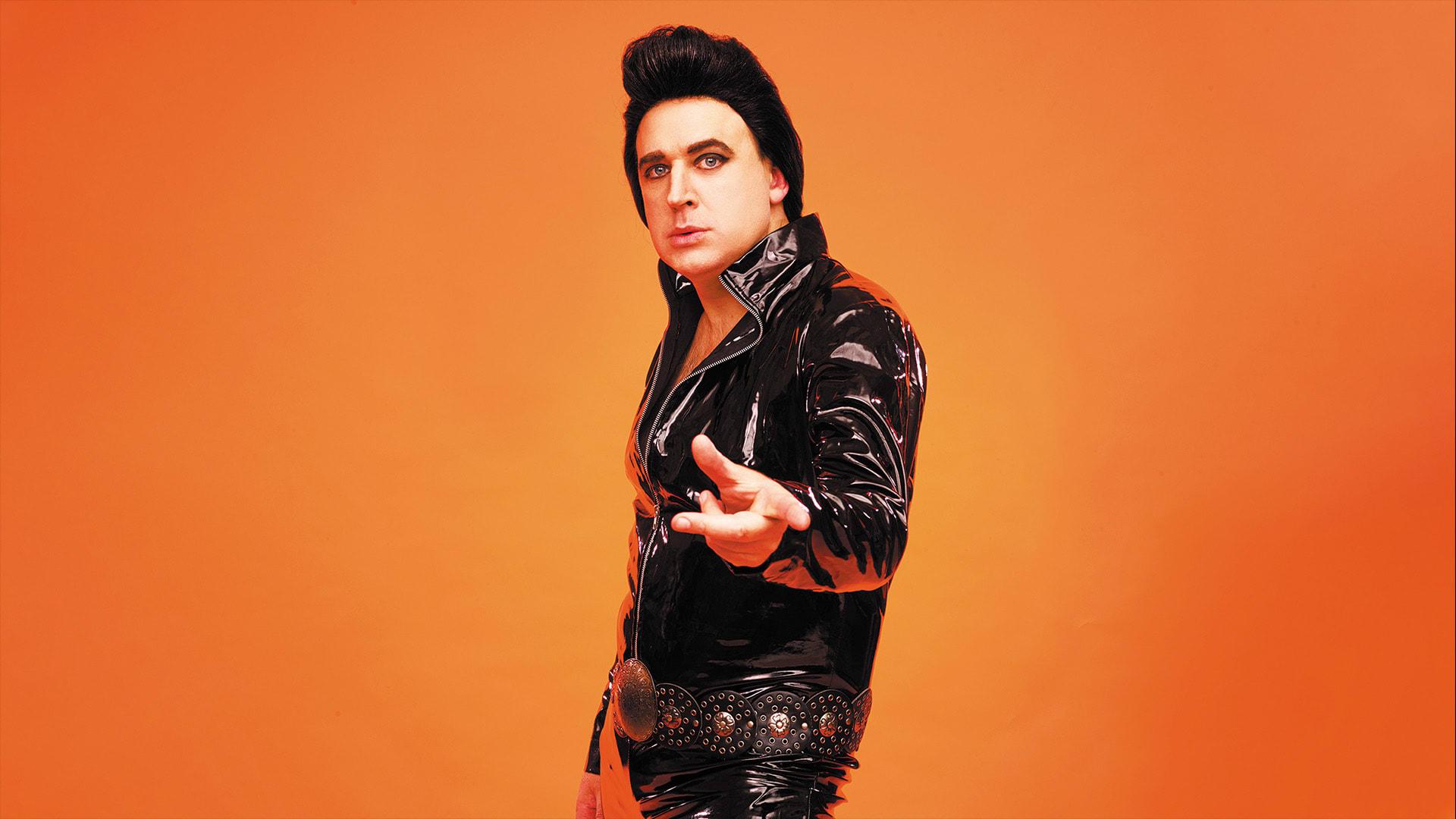 Tim Vine is Plastic Elvis Prod Shot