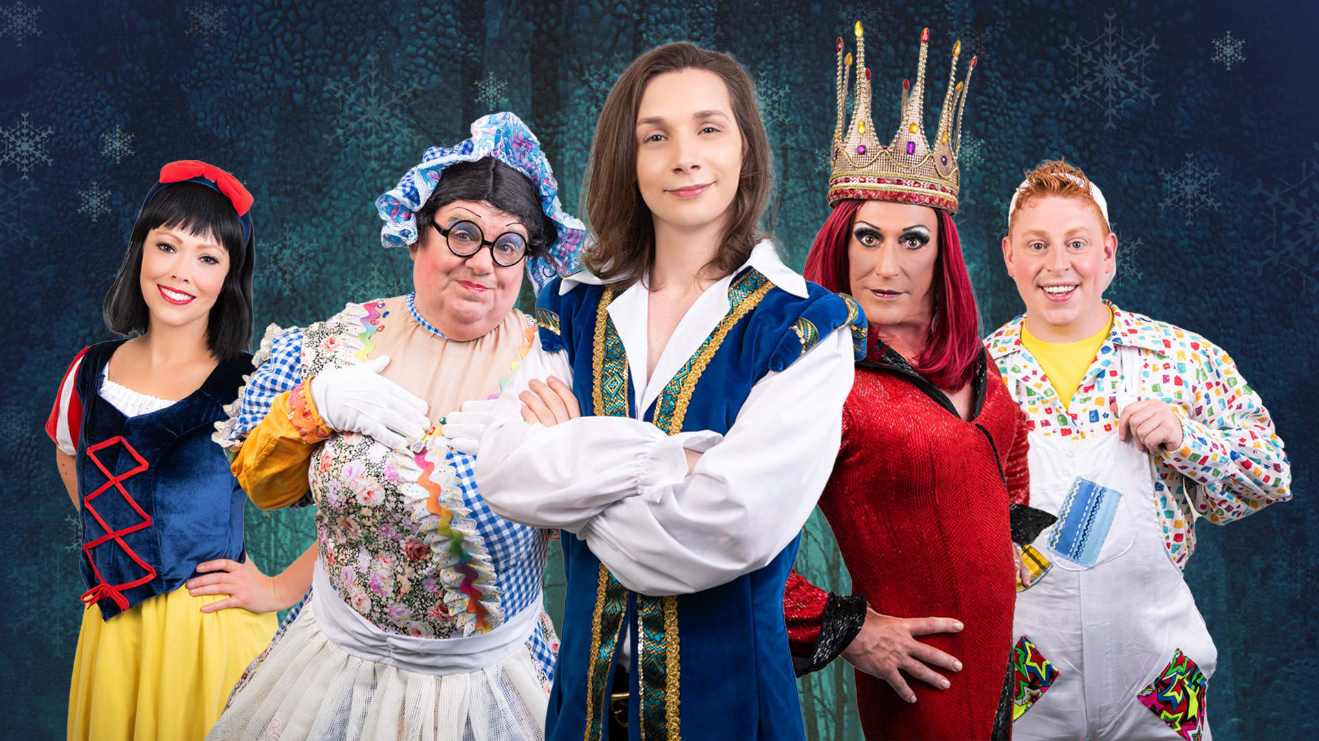 Snow White Folkestone header