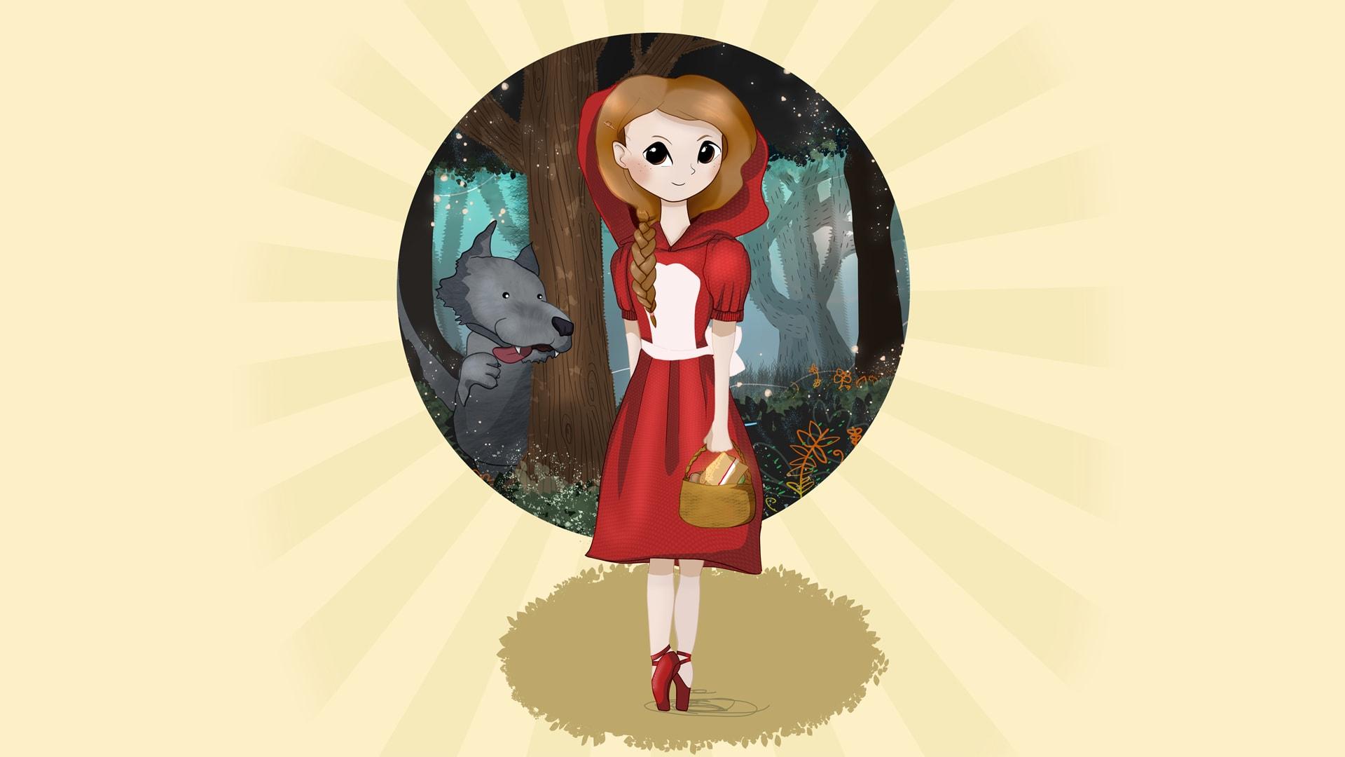 Northern Ballet - Little Red Riding Hood