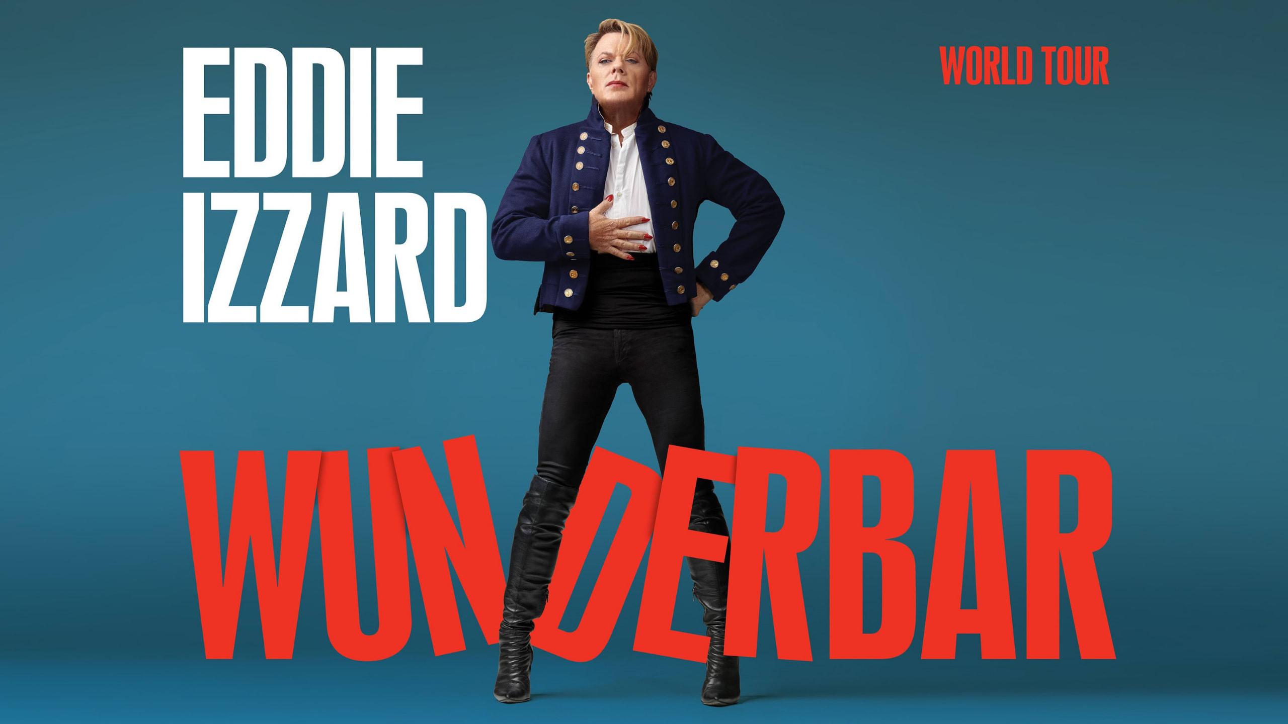 Eddie Izzard - Wunderbar - Title Shot