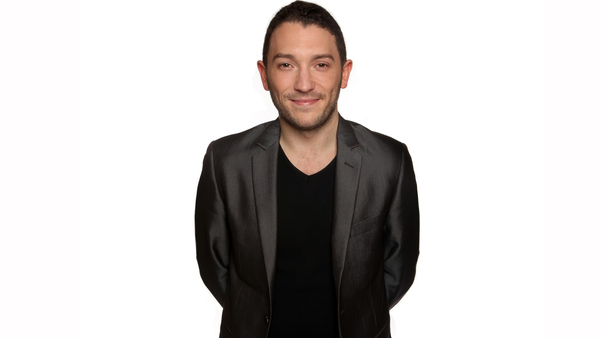 Jon Richardson & Friends Prod Shot