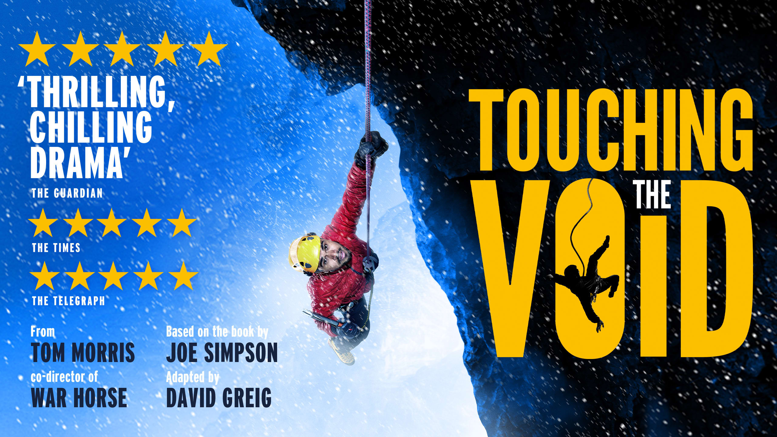 Touching The Void at Duke of York's Theatre