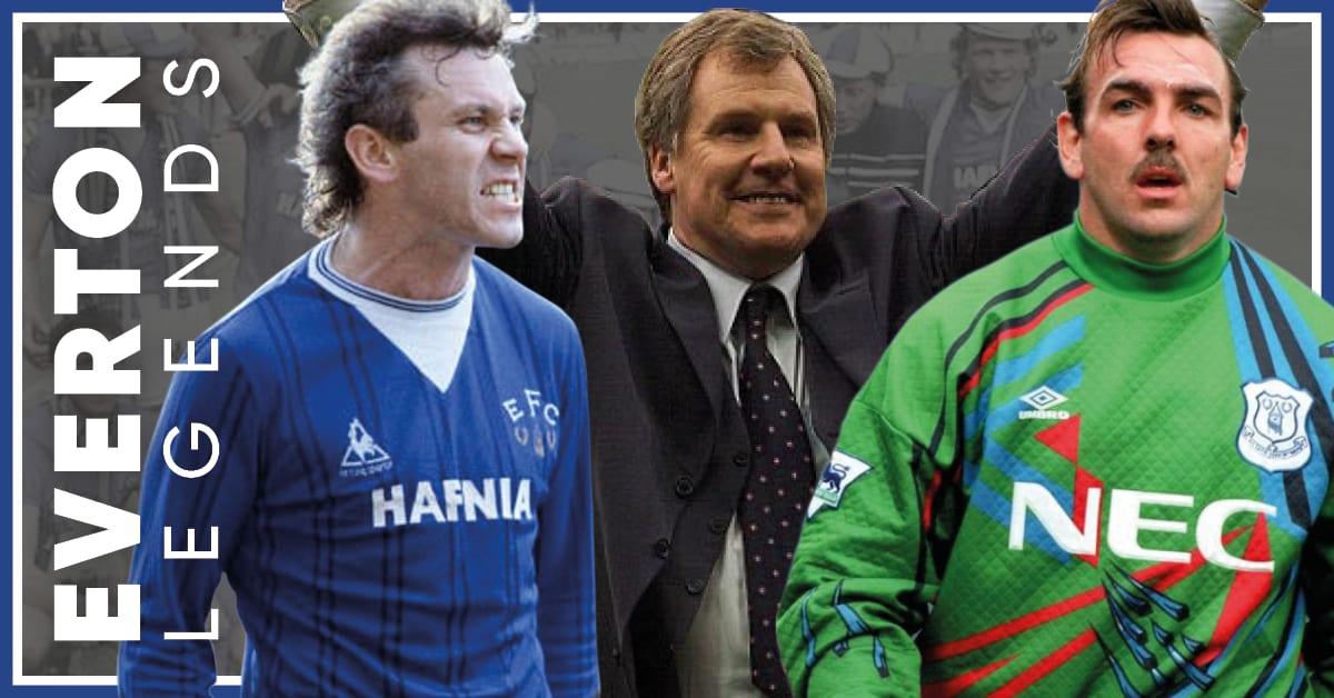 Everton Legends Header Shot
