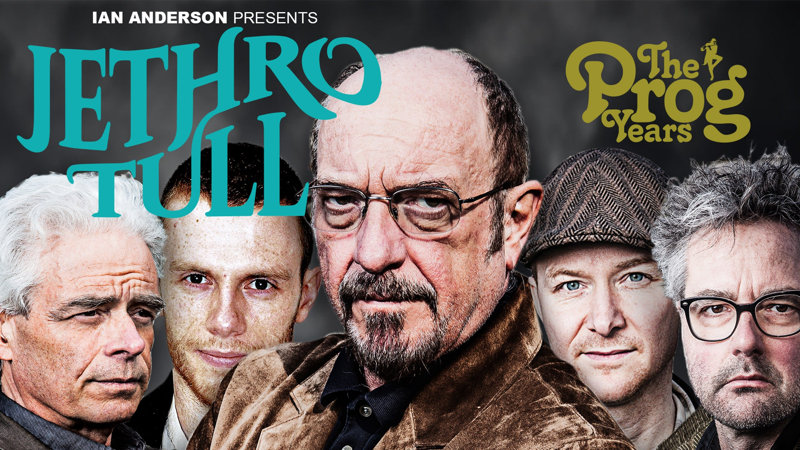 Jethro Tull Prod Shot
