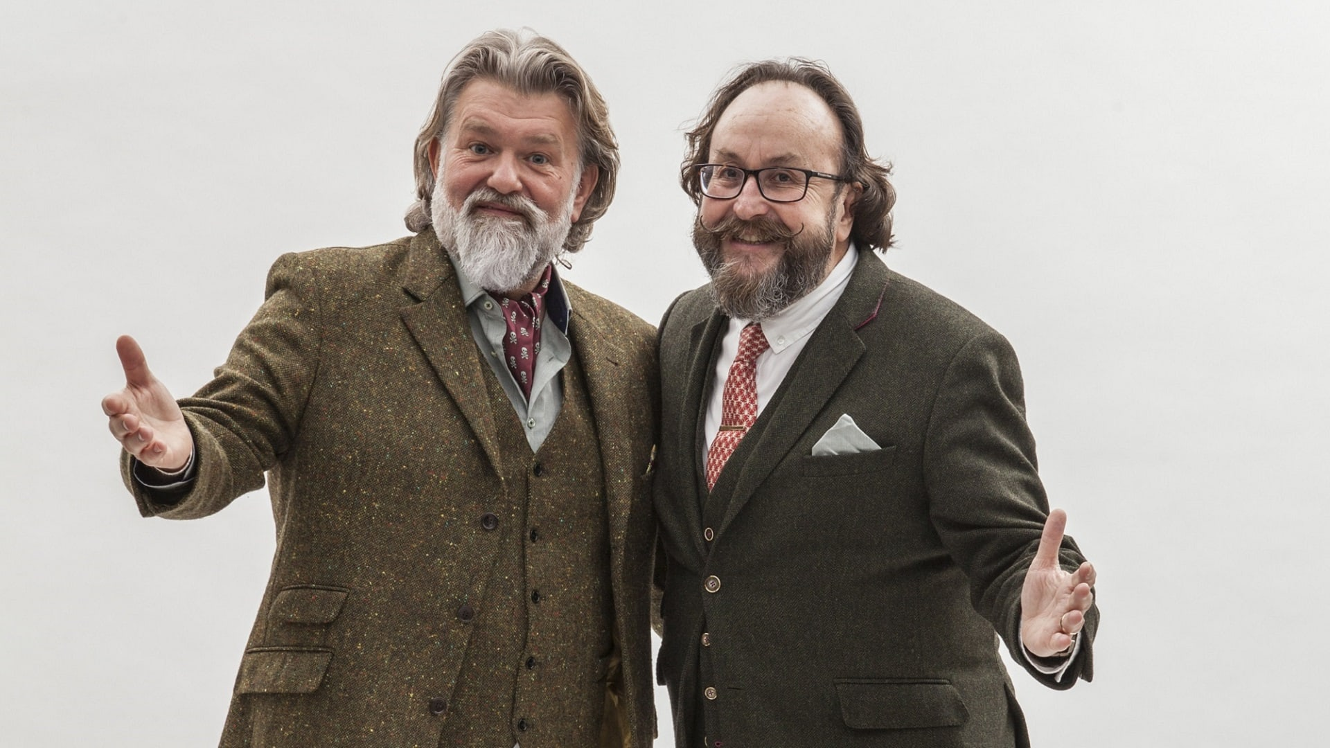 An Evening with The Hairy Bikers Prod Shot