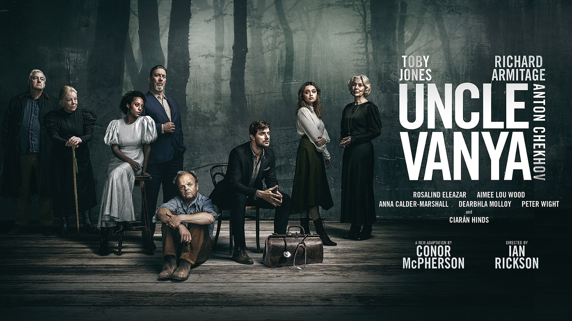 Uncle Vanya in Harold Pinter Theatre