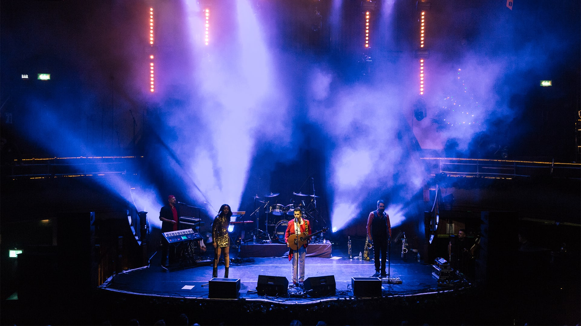 The Music of Prince - New Purple Celebration Prod Shot