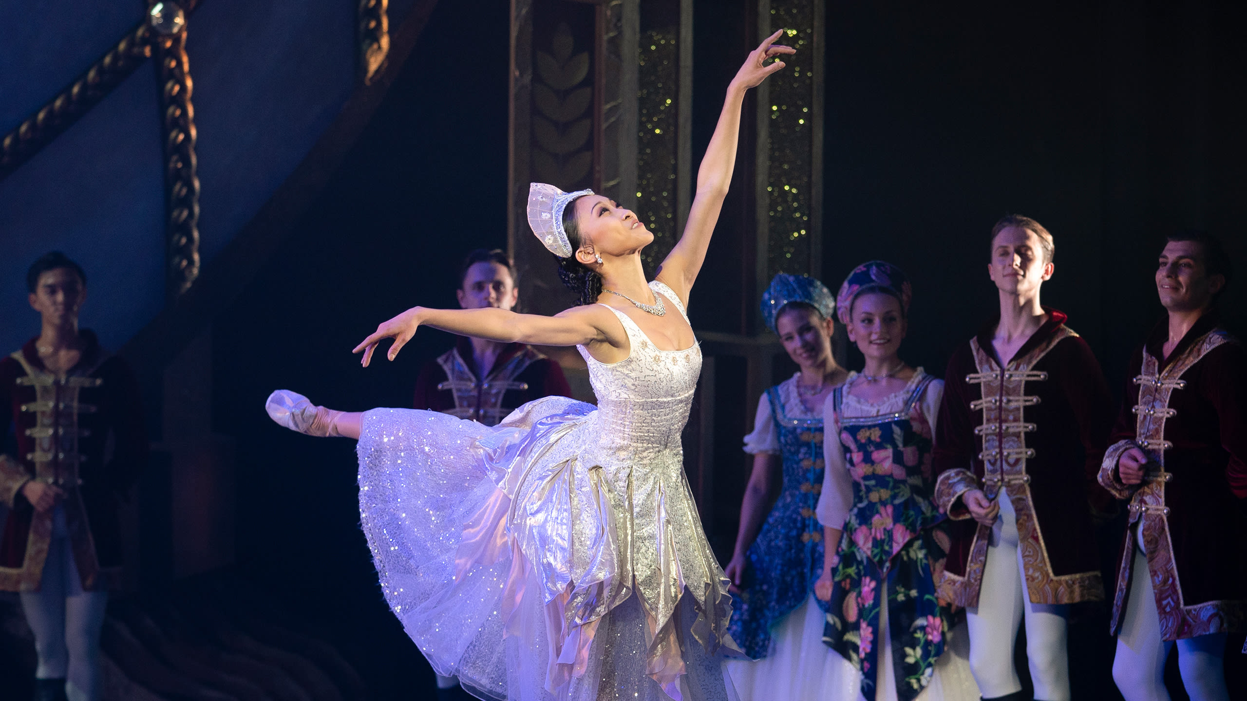 Northern Ballet Cinderella Production Shot