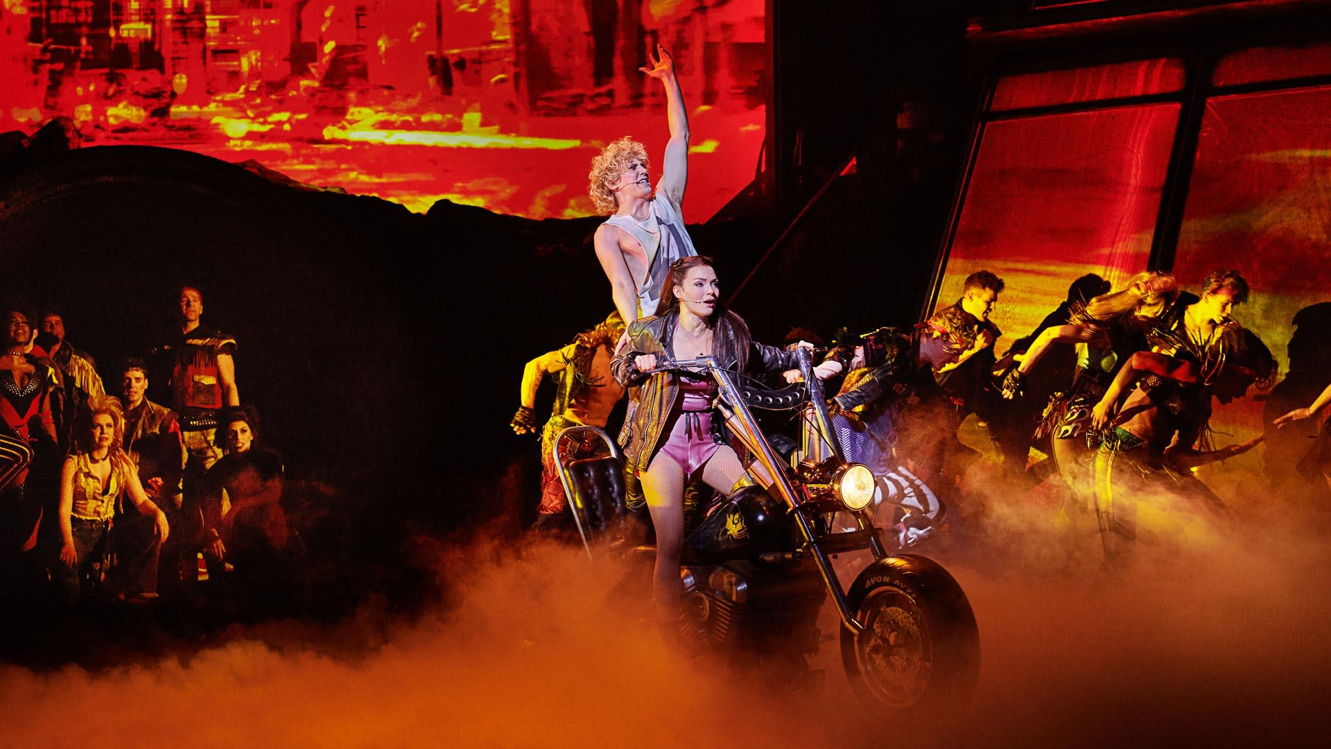 Bat Out Of Hell Prod Shot