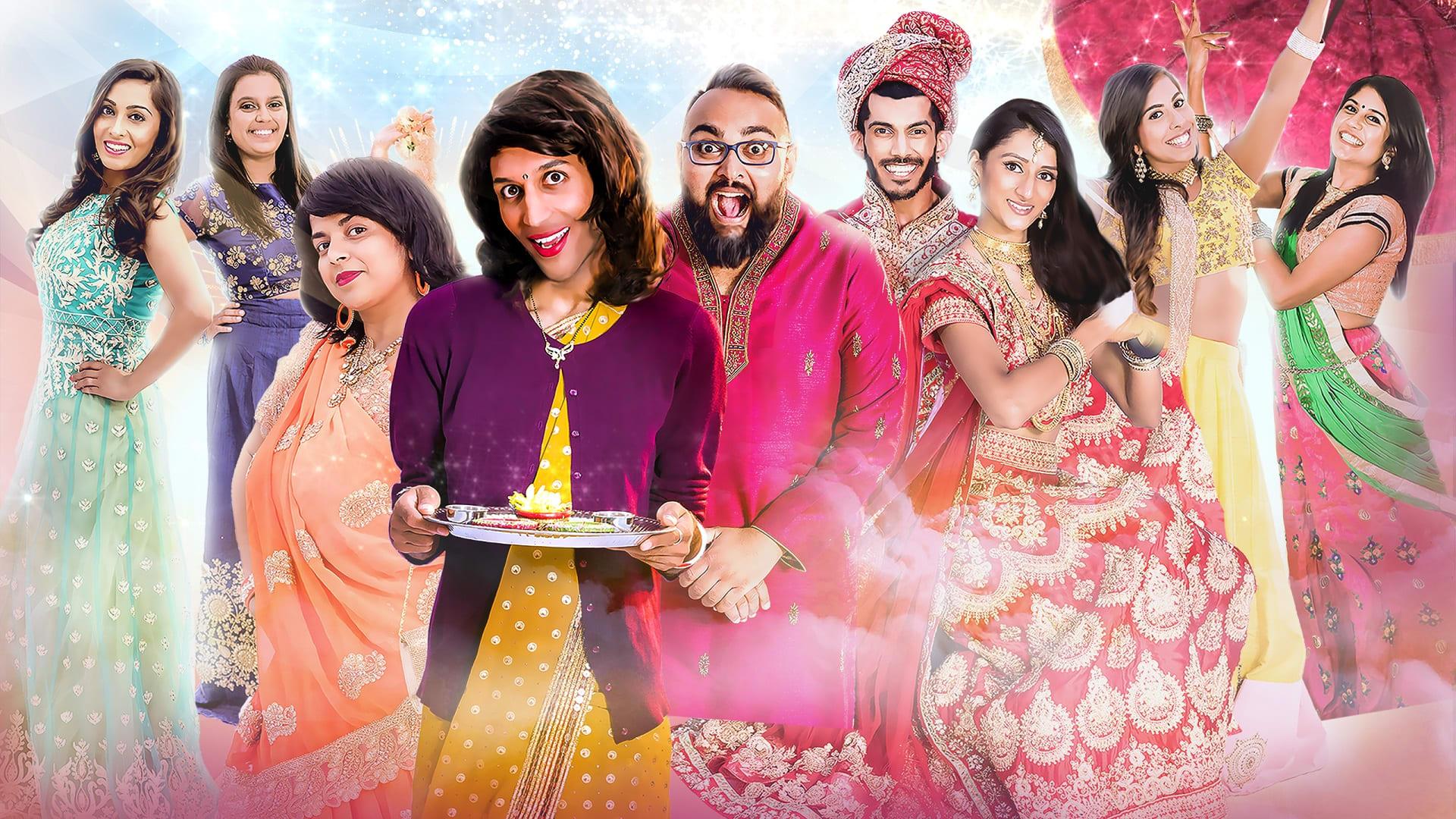 Mrs Kapoor's Daughter's Wedding Prod Shot