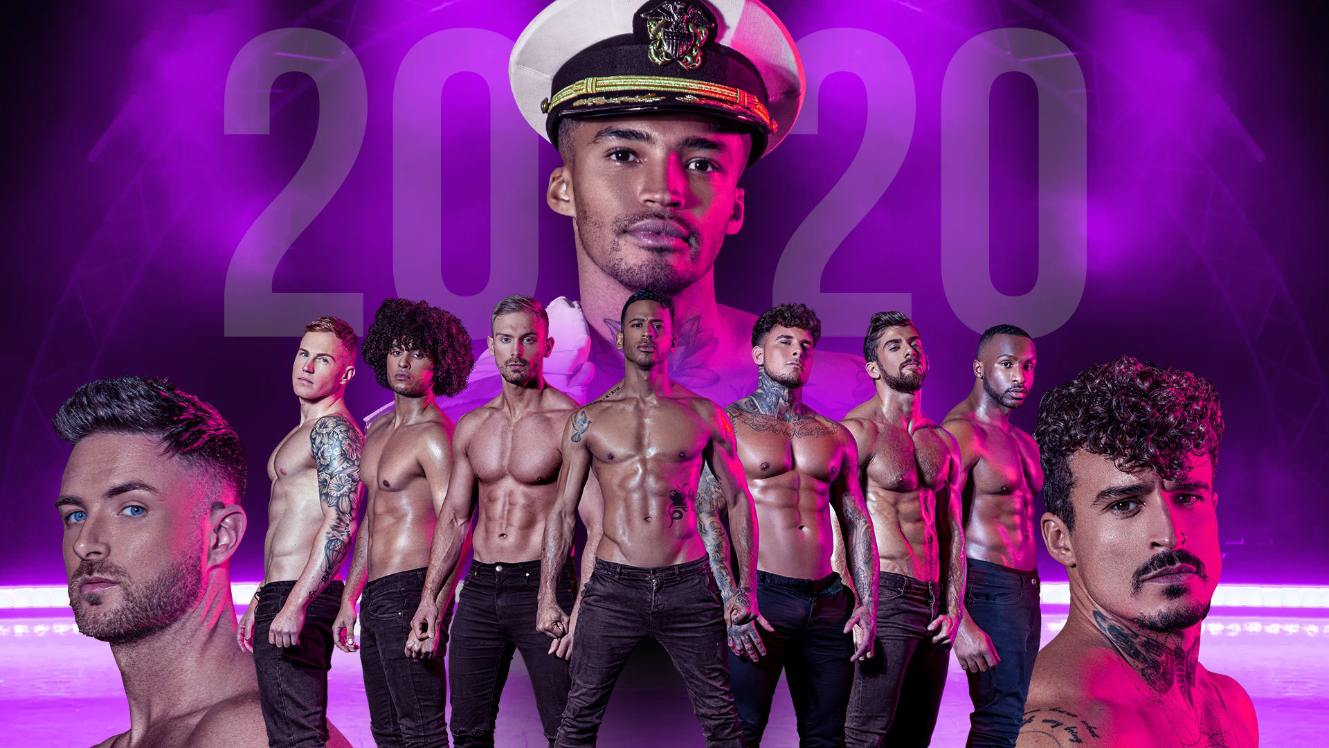 The Dreamboys 2020 Prod Shot