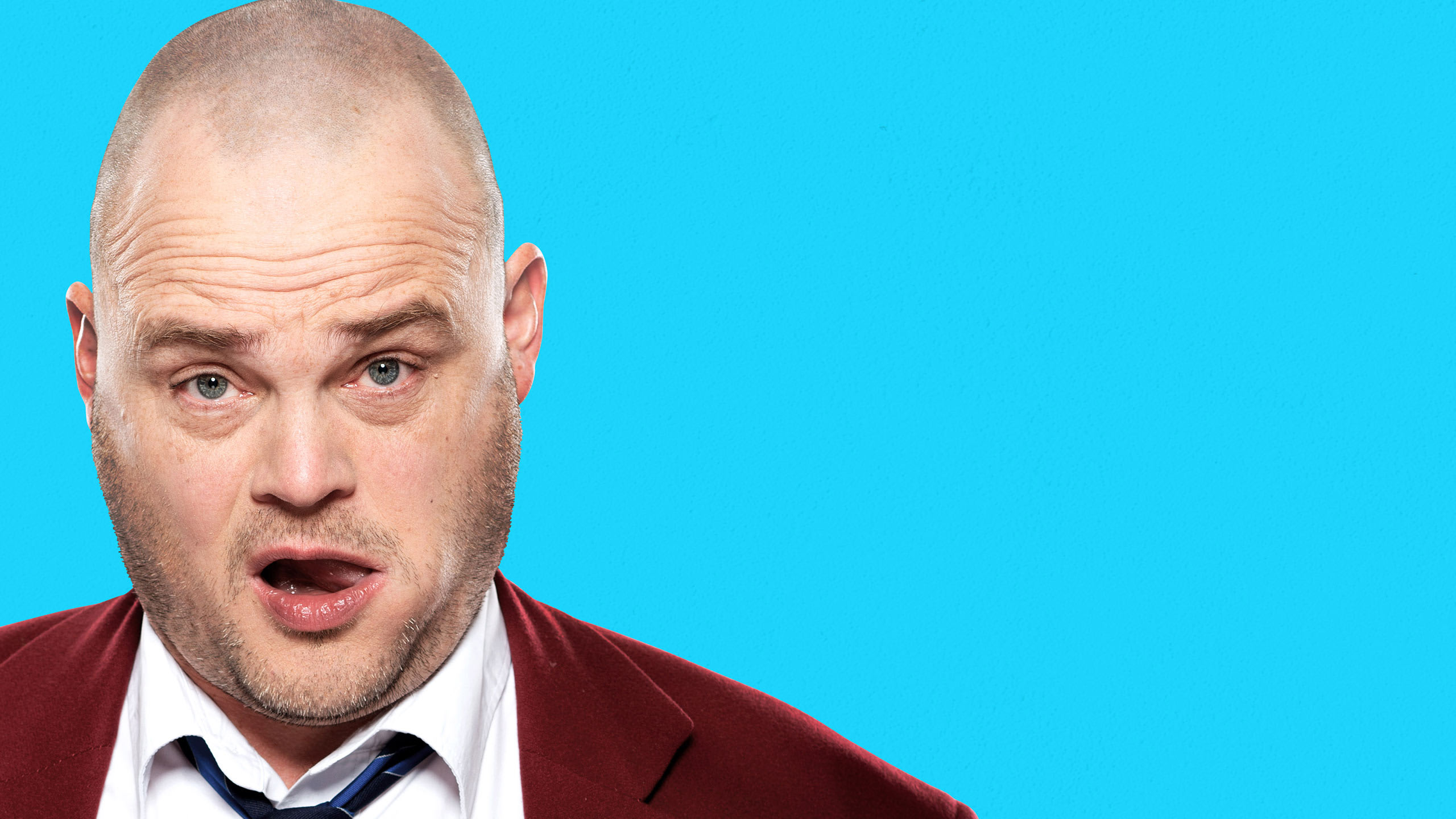 Al Murray: Landlord of Hope and Glory Prod Shot