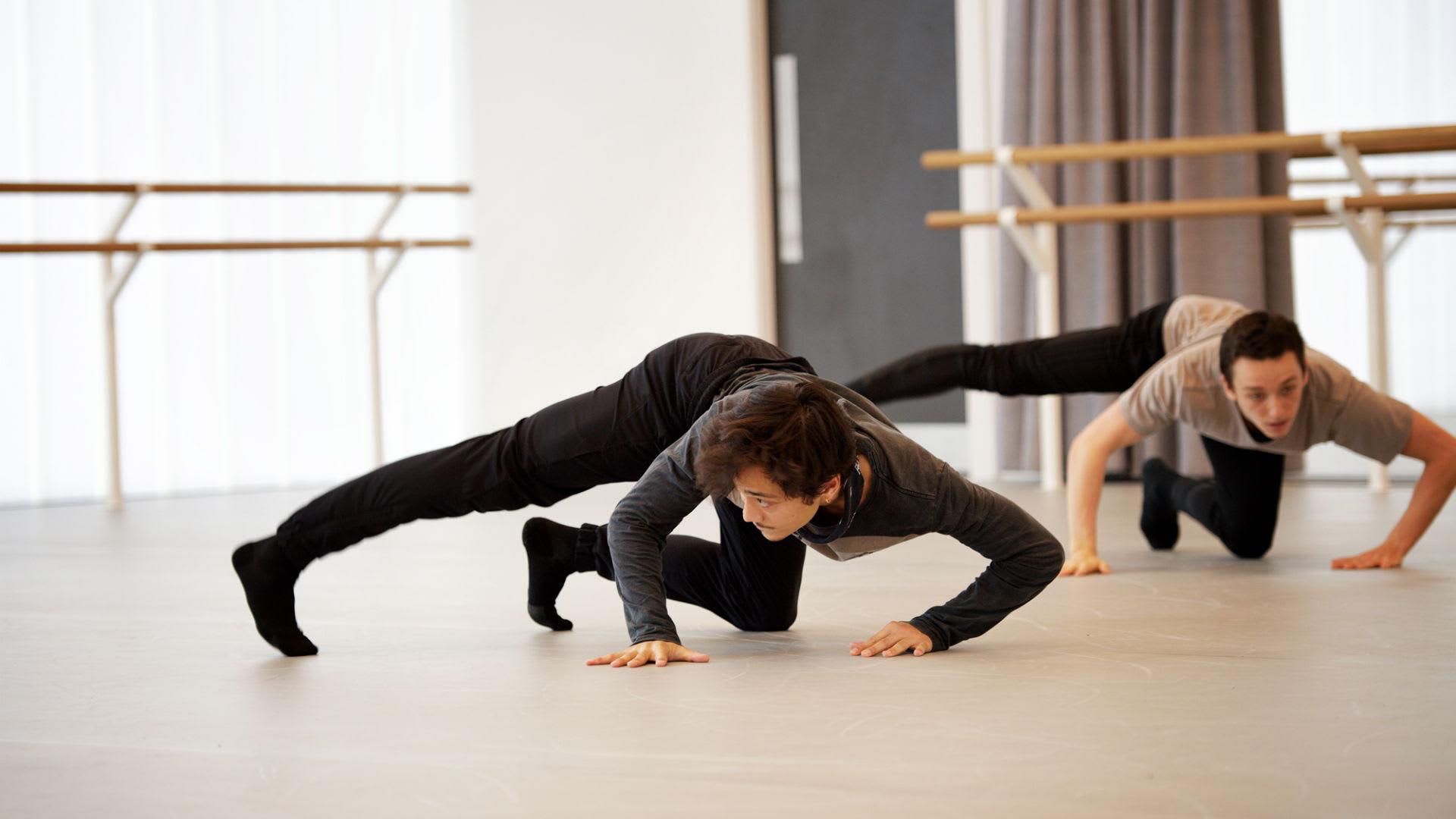 English National Ballet - Akram Khan's Creature Prod Shot