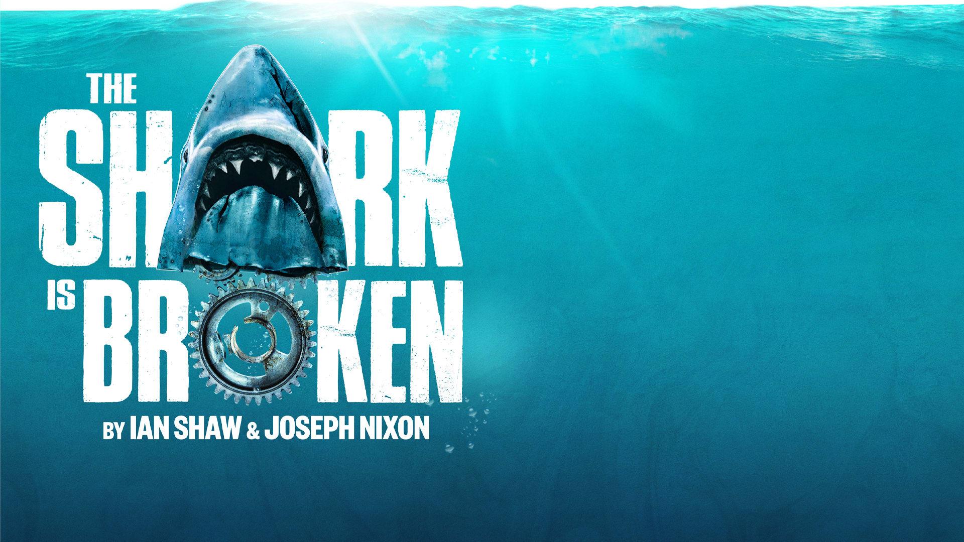 The Shark is Broken header