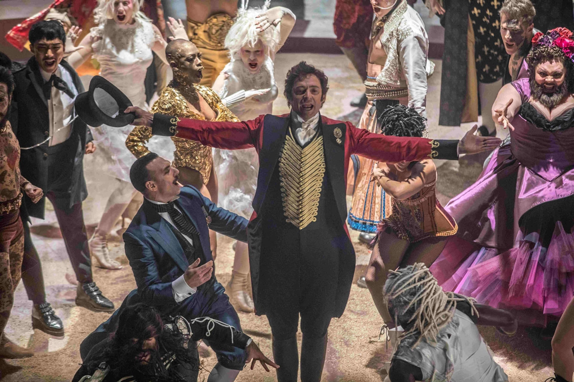 Sing-a-Long-a The Greatest Showman Prod Shot