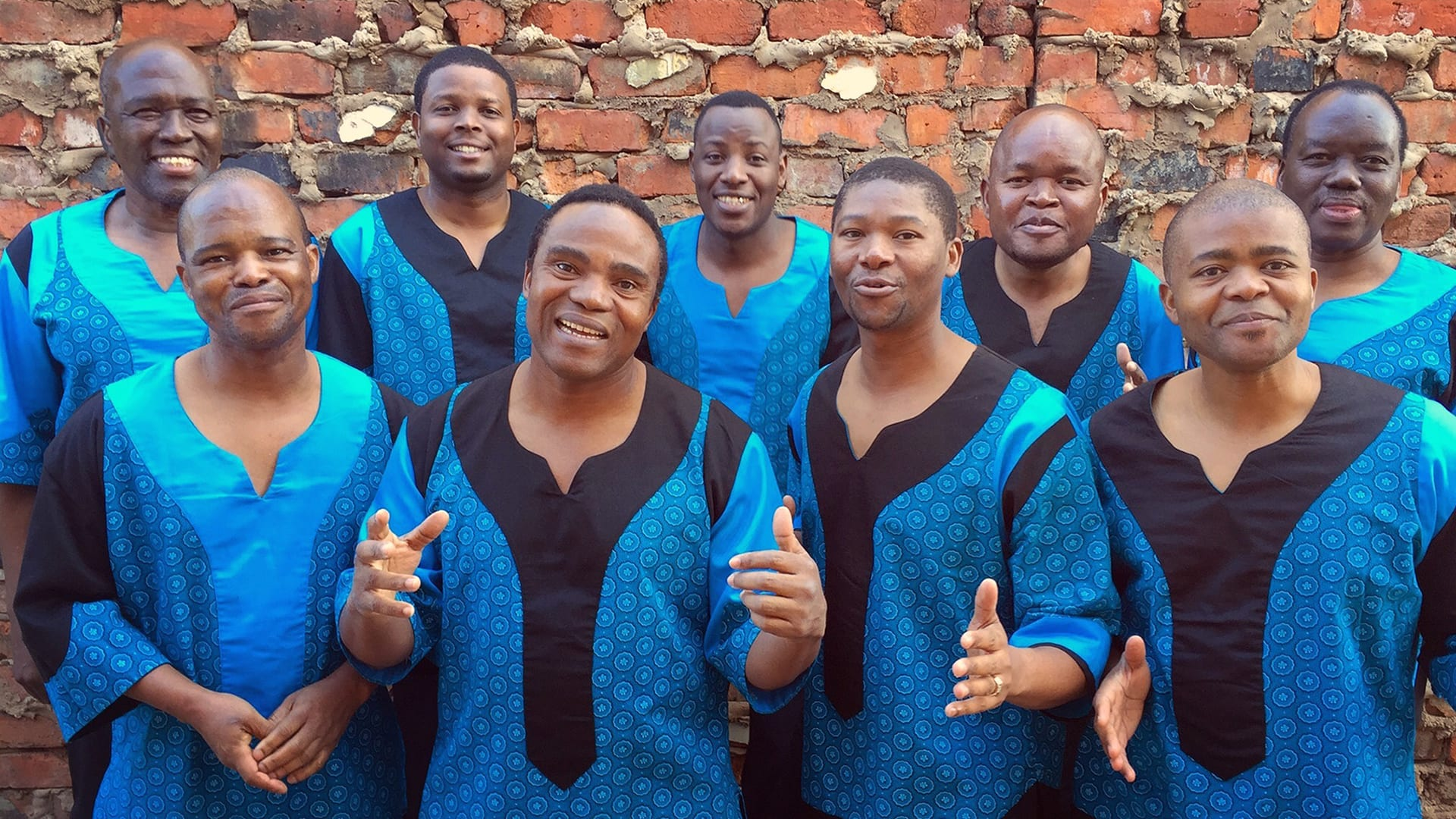 Ladysmith Black Mambazo Prod Shot