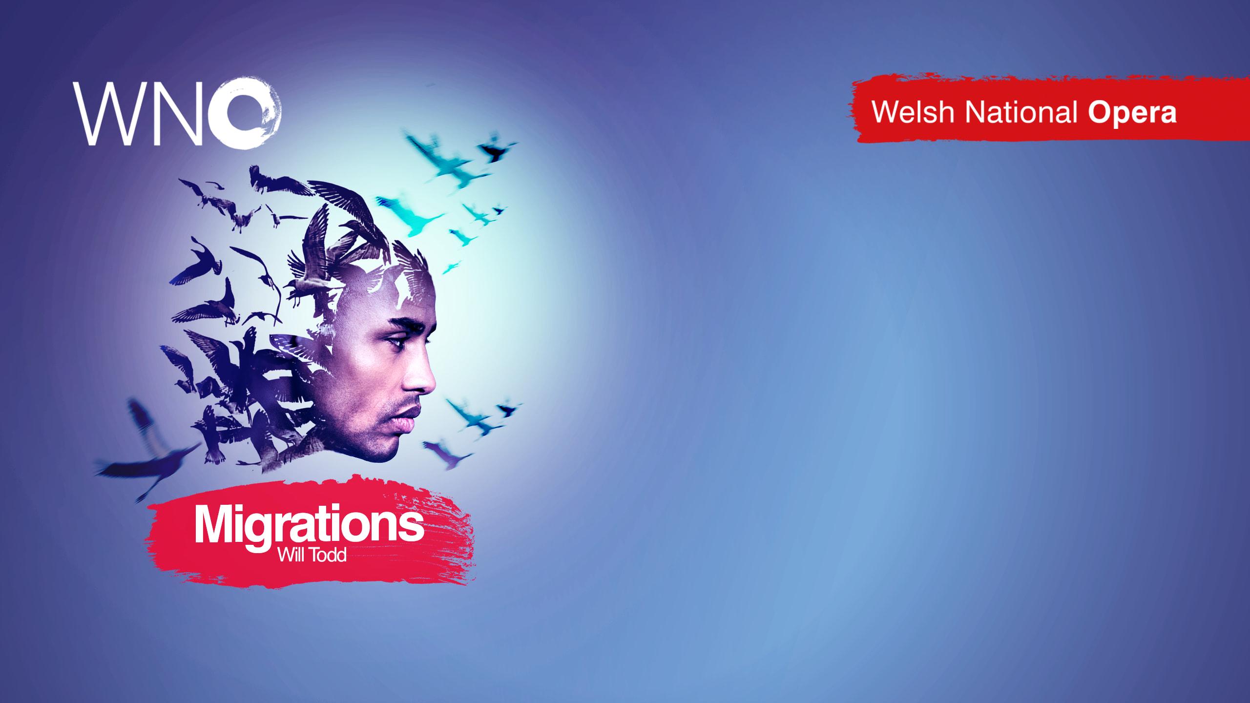 Welsh National Opera - Migrations Prod Shot