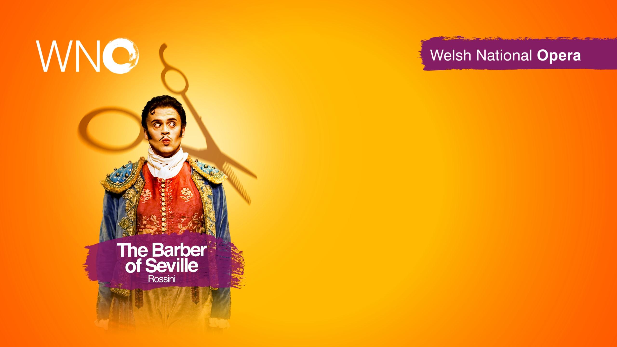 Welsh National Opera - Barber of Seville Prod Shot