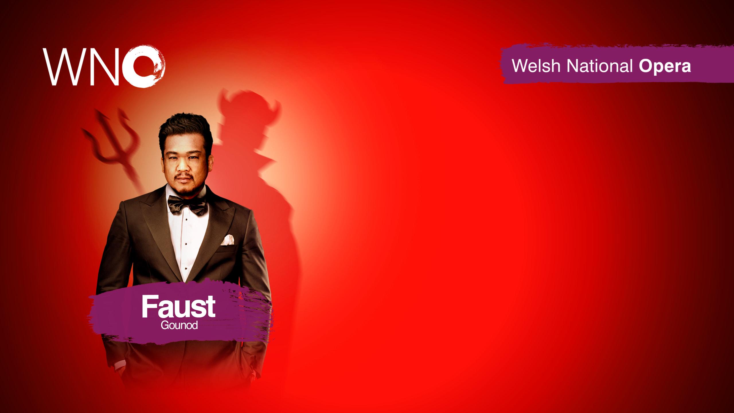 Welsh National Opera - Faust Prod Shot