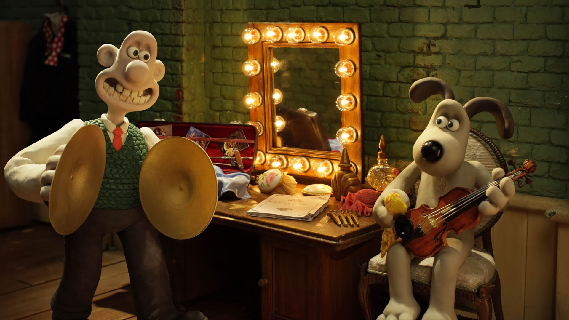 Wallace & Gromit: In Concert header