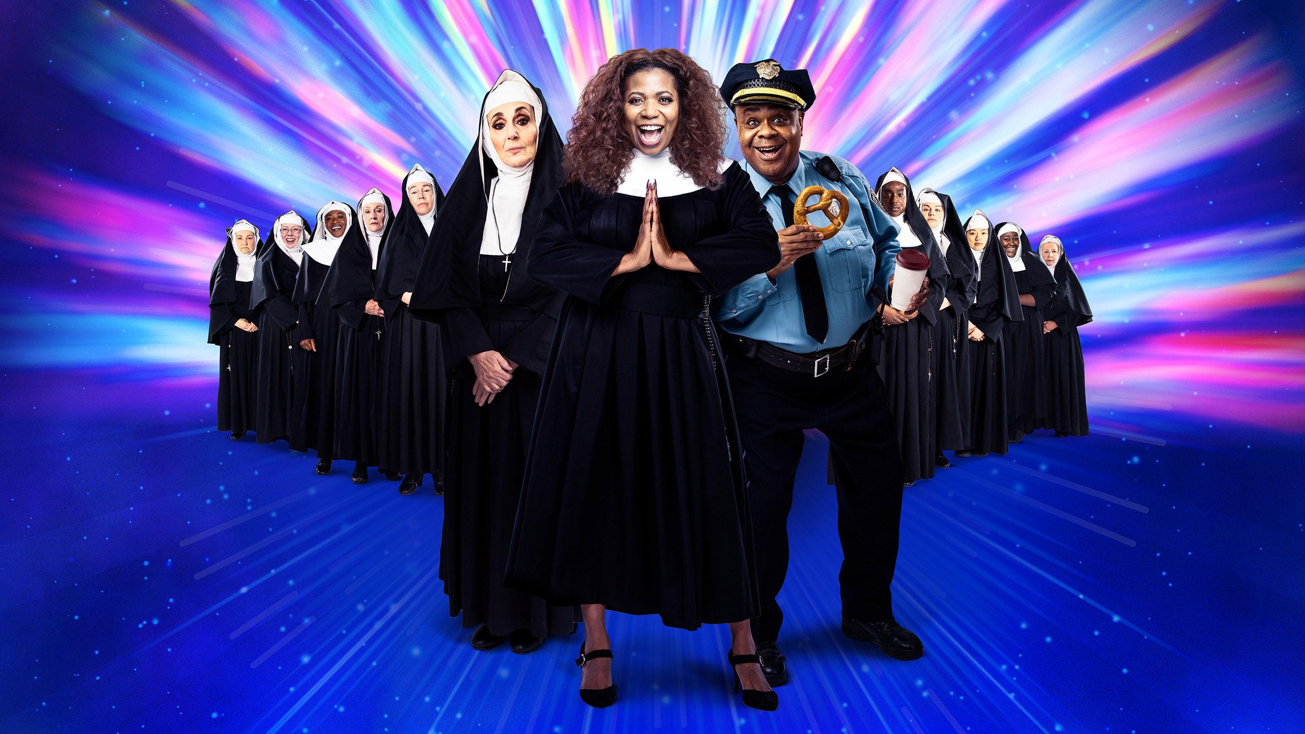 Sister Act Prod Shot (Tour Casting)