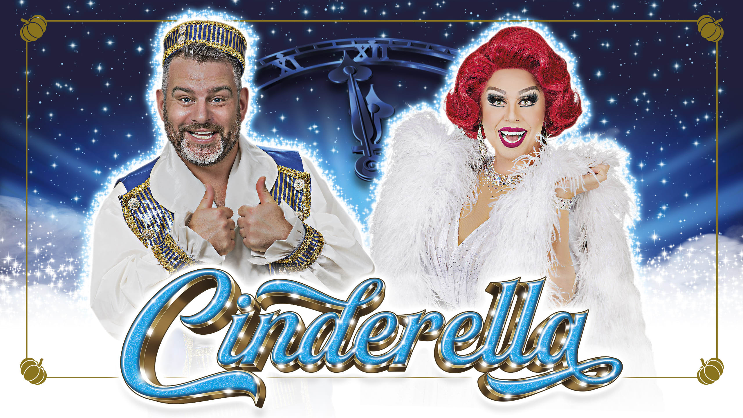 Cinderella (Aylesbury) Prod Shot