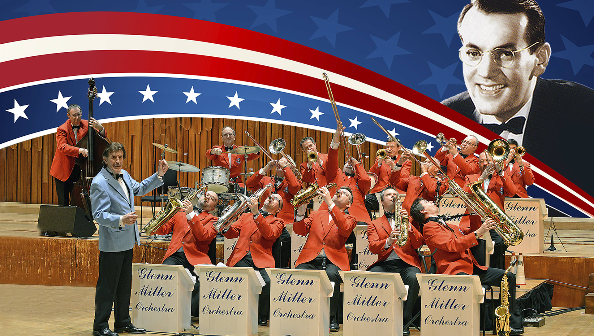 The Glenn Miller Orchestra Prod Shot