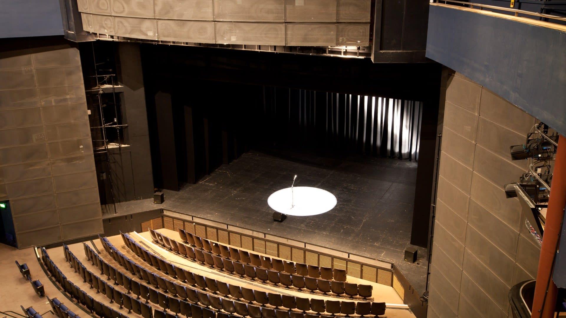 Milton Keynes Theatre Backstage Tour Prod Shot