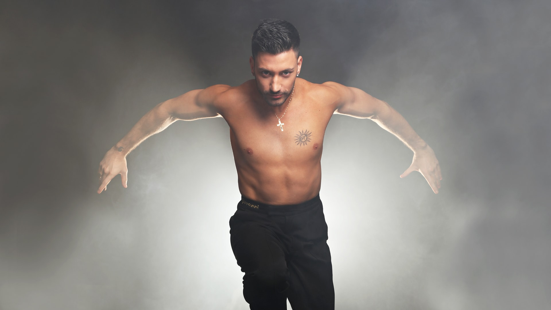 Giovanni Pernice - This Is Me Prod Shot