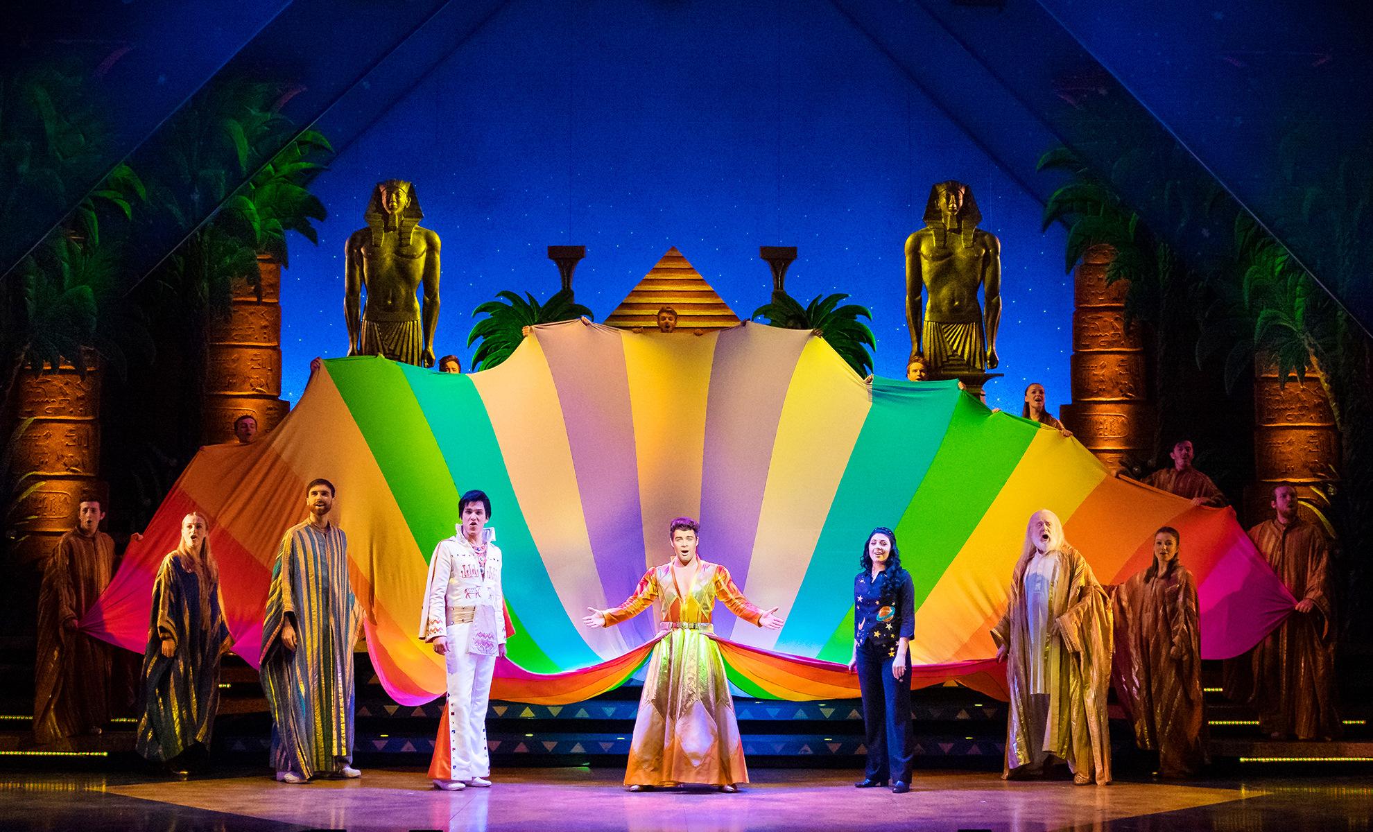 Joseph and the Amazing Technicolor Dreamcoat prod