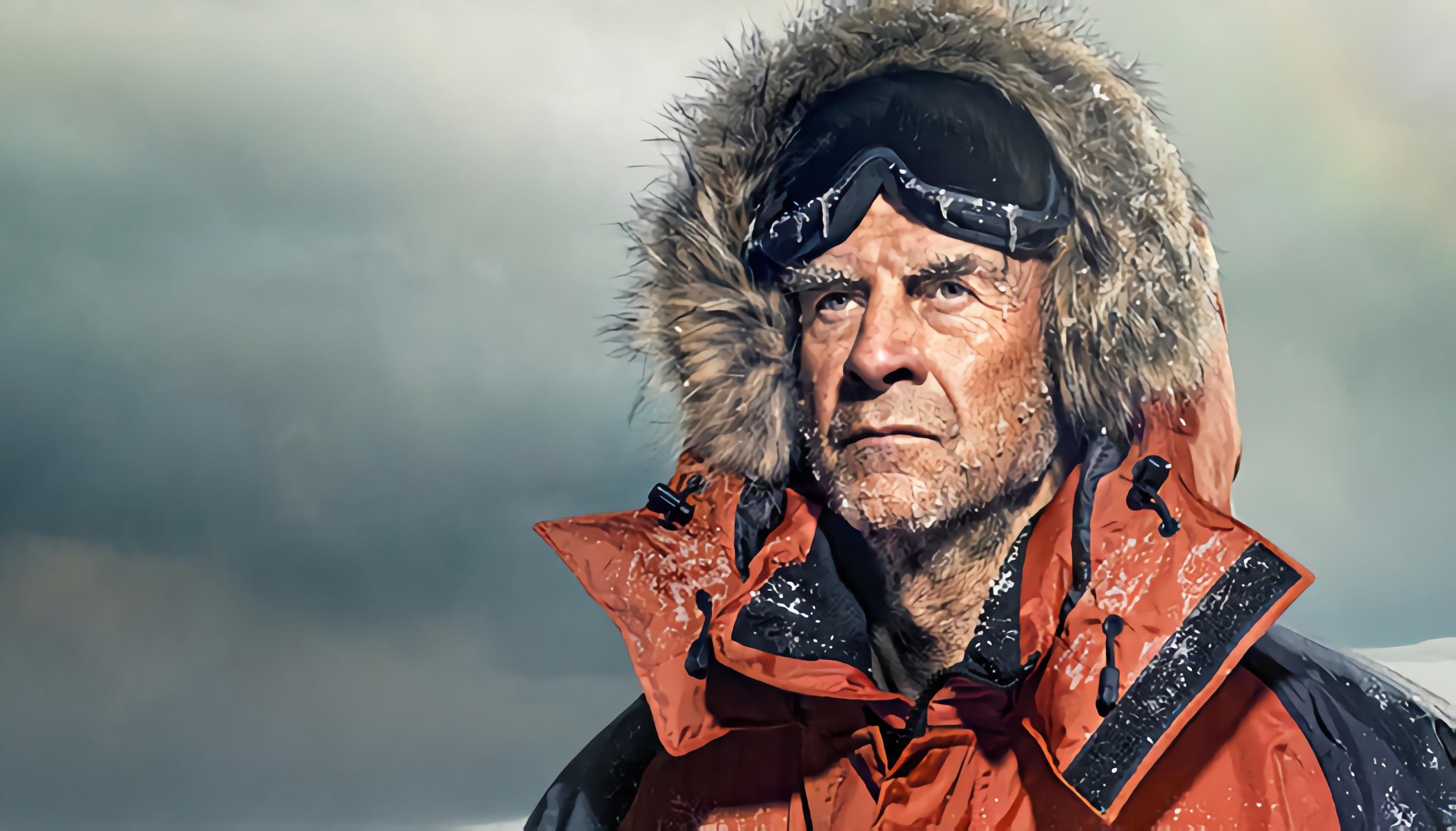 Ranulph Fiennes title