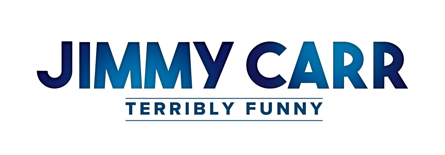 Jimmy Carr Terribly Funny header