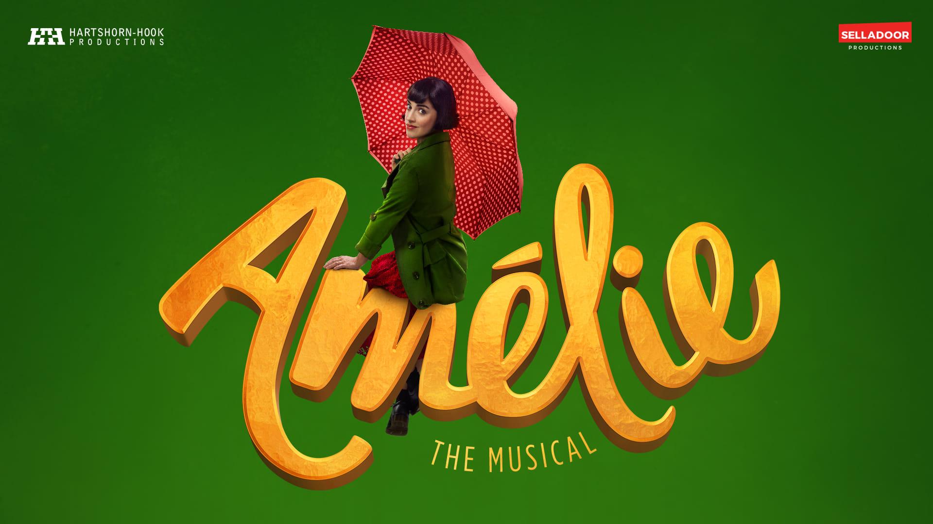 Amelie Title Header