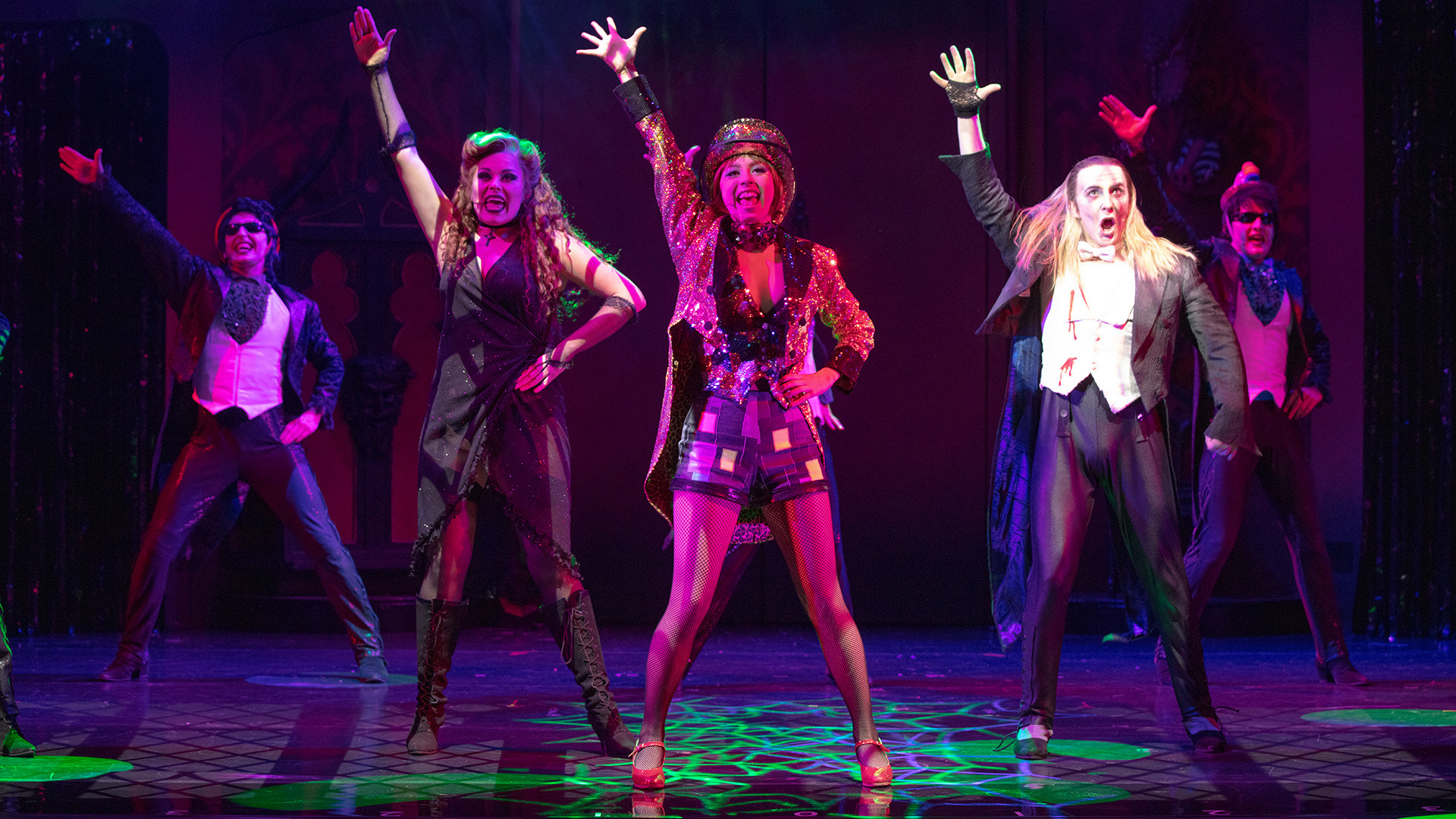 The Rocky Horror Show Production Shot