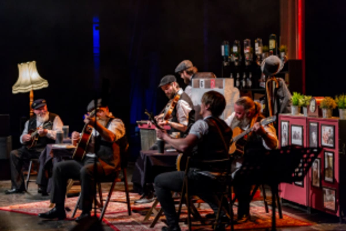 Seven Drunken Nights - The Story of the Dubliners at New Wimbledon Theatre
