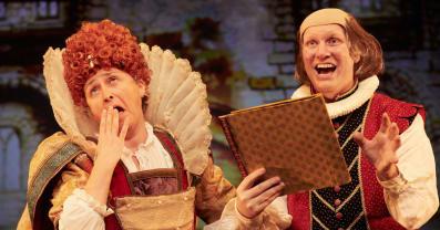 Horrible Histories - Terrible Tudors at New Wimbledon Theatre
