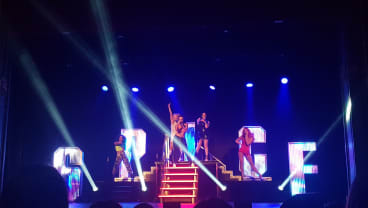 Wannabe - The Spice Girls Show at New Wimbledon Theatre