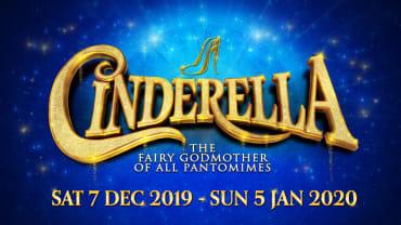 Cinderella at New Wimbledon Theatre